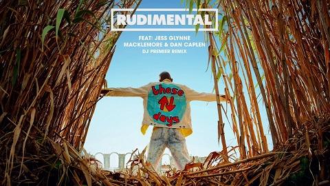These Days - Rudimental, Jess Glynne Klingeltöne
