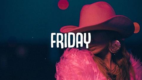 Friday - Nightcrawlers, Riton Klingeltöne