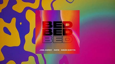 Bed - Joel Corry, Raye, David Guetta Klingeltöne