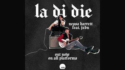 La Di Die - Nessa Barrett, Jxdn Klingeltöne